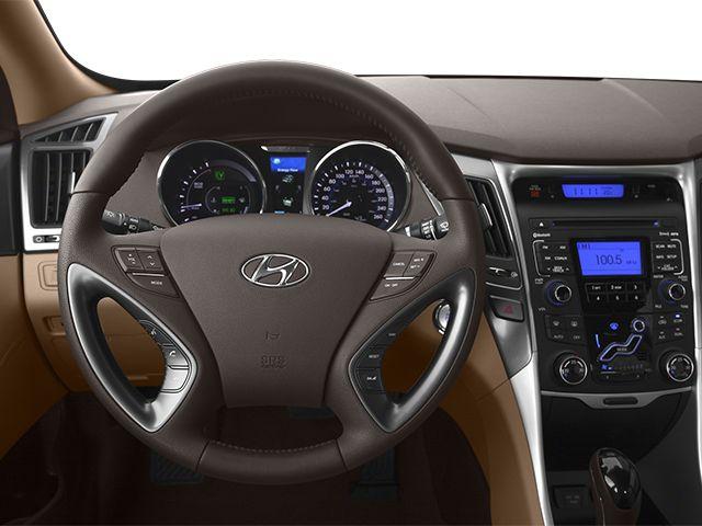 2013 hyundai sonata hybrid fuel capacity