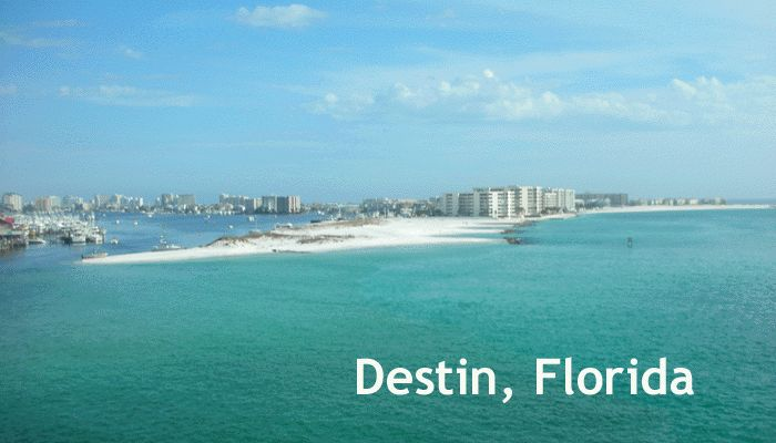 category destin travel