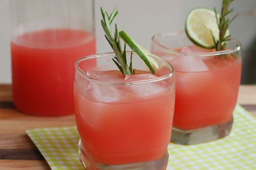 Watermelon limeade. | There's a Party in my Tummy! | Pinterest