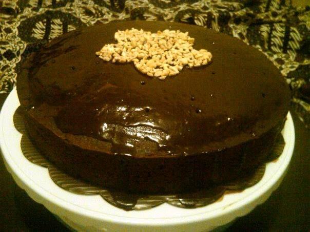 Sangria Chocolate Cake | Cacaotica: Chocolate Truffles and Cakes | Pi ...