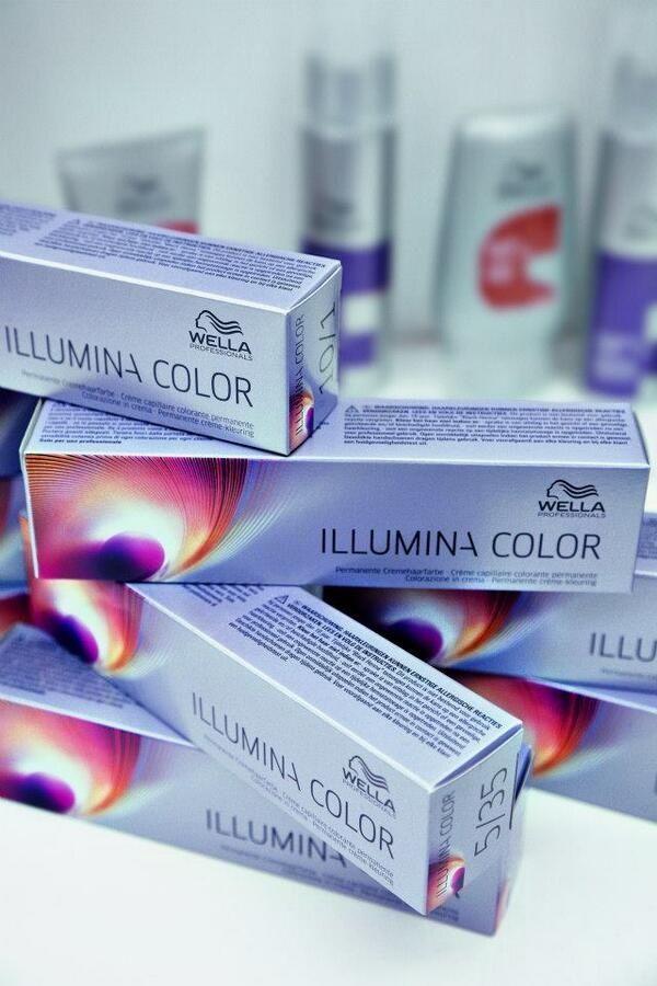 Wella ILLUMINA Color Hair & Makeup Beauty Pinterest