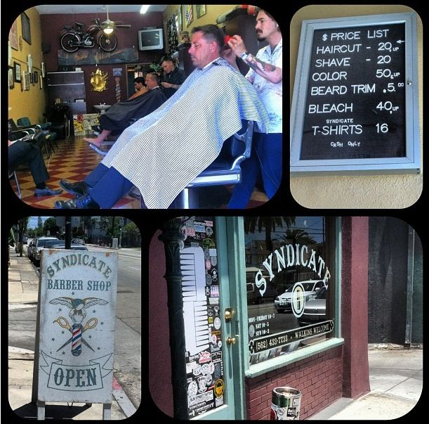 Barber Shop In Long Beach : Syndicate Barber Shop In Long Beach Ca Pictures