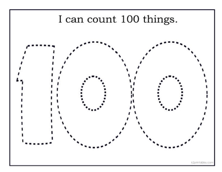 100th day of school crown template - free happy 100th day of school coloring pages