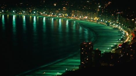 View of Copacabana beach from the Sugar Loaf Cable car, Rio de Janeiro. Rio is on the list for February 2013 for us.