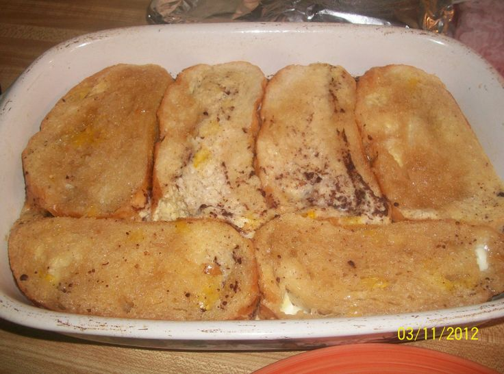 Overnight Creme Brulee French Toast | BBB...Breakfast Brunch, Because ...