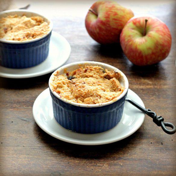 apple and pear crisp | Favorite Recipes | Pinterest