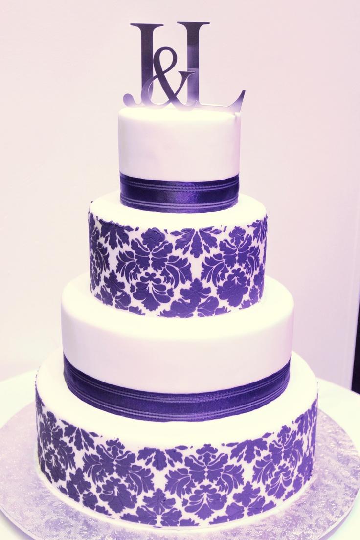 NYC Wedding Wedding Cake The Big Day Pinterest