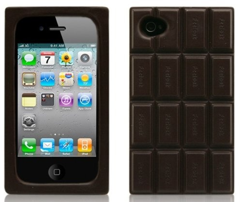 iPhone 4/4S Chocolate case : Cool iPhone Cases : Pinterest