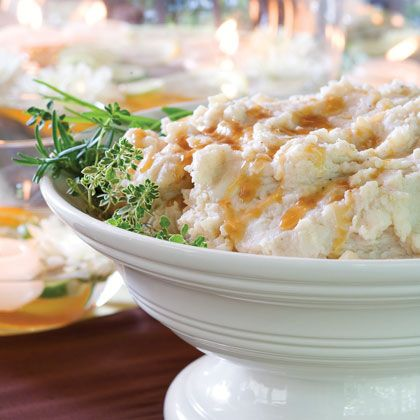 Browned Butter Mashed Potatoes | Recipe