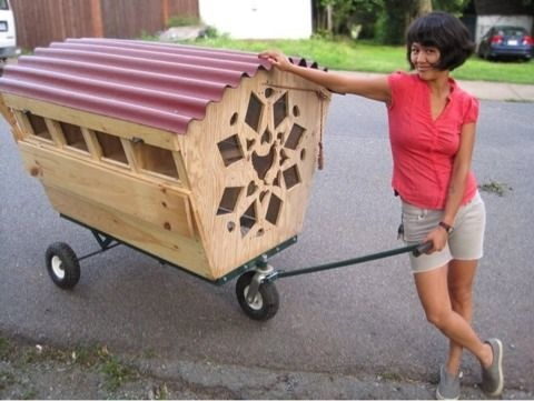 Tell a Chicken coop $500 ~ Coopy co