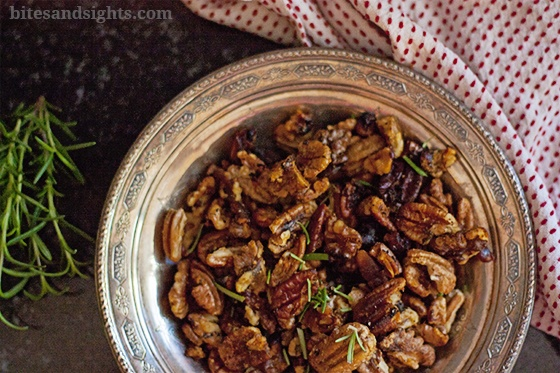 sweet and savory roasted nuts | Healthy snacks/food | Pinterest