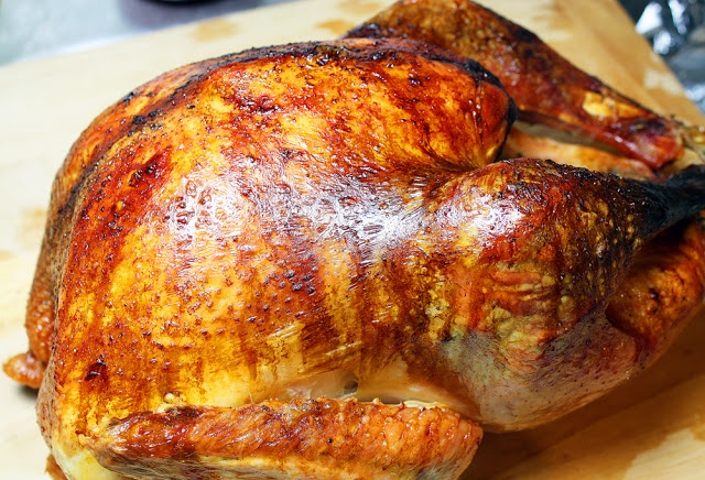 Easy Roasted Turkey | The Comfort of Cooking