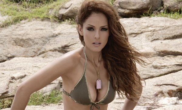 Andrea Garcia Hot | Andrea García, sexy mexicana | RÉCORD
