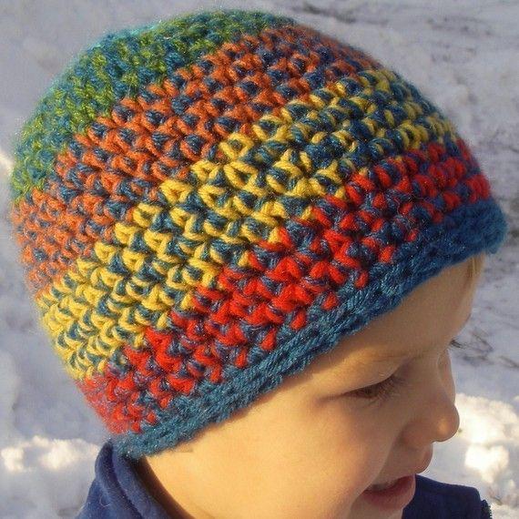 Instant Download Crochet Pattern Jordan Hat by Mamachee on Etsy