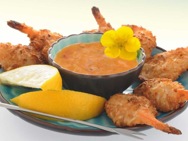 ... Spicy Dipping Sauce http://silk.com/recipes/baked-coconut-shrimp-spicy