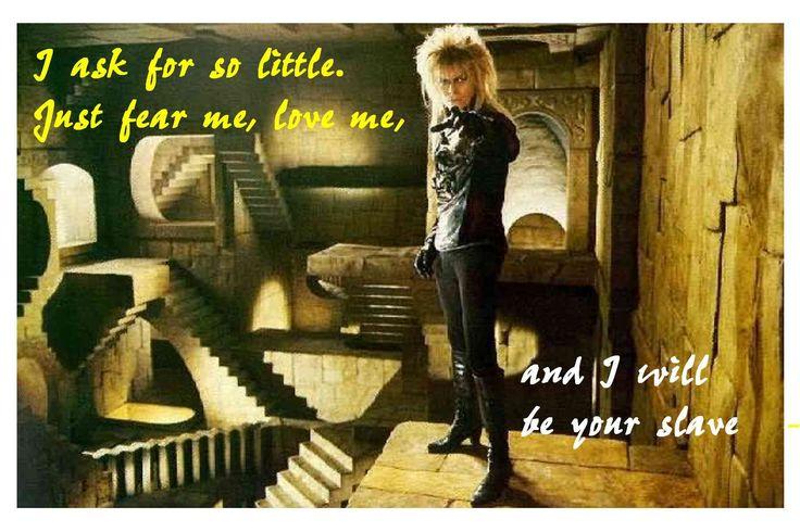 Labyrinth Quotes Jareth. QuotesGram Labyrinth Movie Quotes Jareth