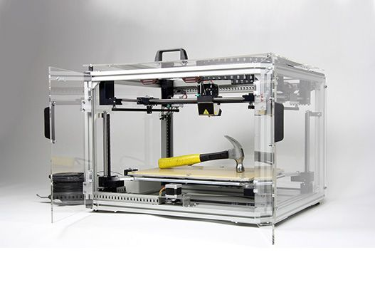 Scientists find that nanoparticles from 3d printers can be for 3d printer plan