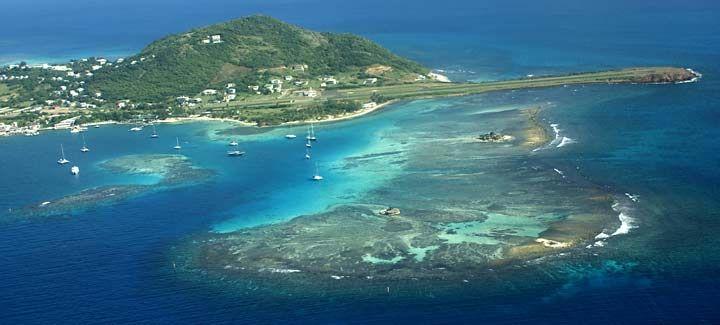 Carriacou Island Grenada