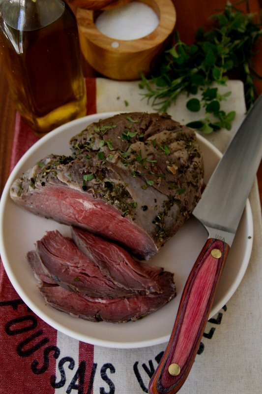 How to Roast a Leg of Lamb | food glorious food =) | Pinterest