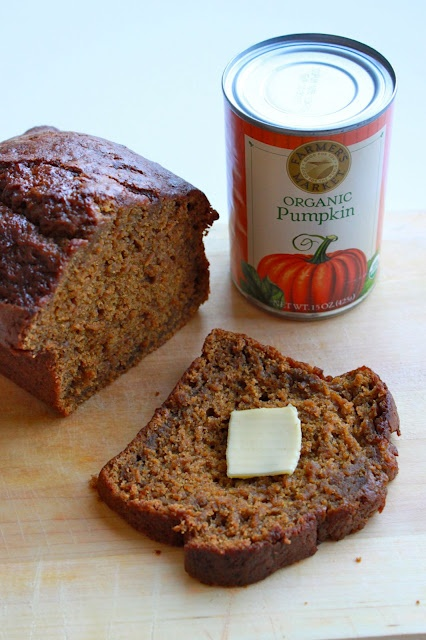 Extra moist pumpkin bread | FOOD | Pinterest