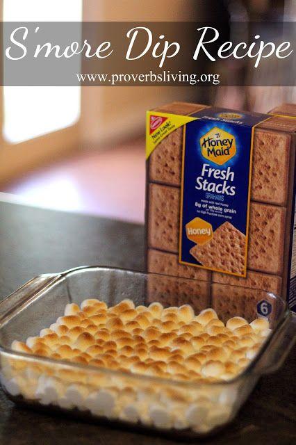 more Dip Recipe: 1 c choc chips, 2 T milk, 1 c mini marshmallows ...