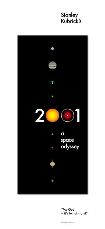 2001: A Space Odyssey by Daniel Conway