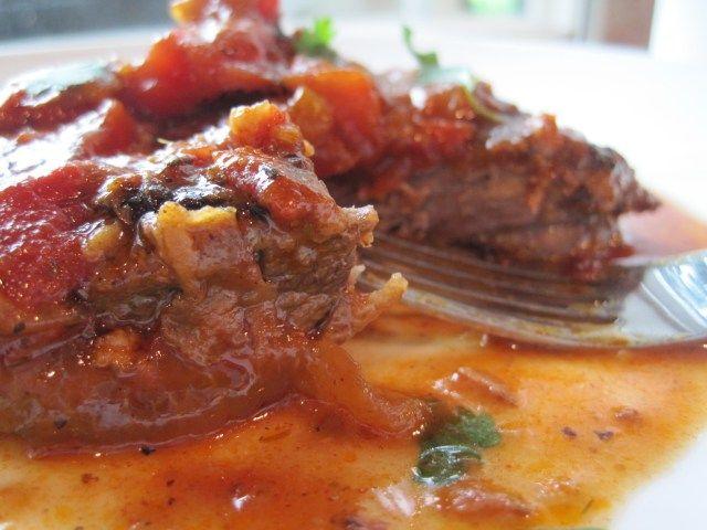 Swiss steak | Favorite Recipes | Pinterest