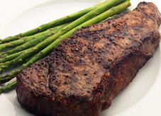 how to broil buffalo steak | FOOD--Main Meals | Pinterest