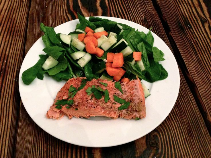 Ginger Baked Salmon | Autoimmune Paleo | Recipies | Pinterest