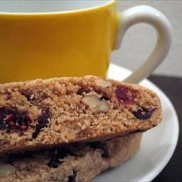 Cranberry Pecan Biscotti | The Bread of Life | Pinterest