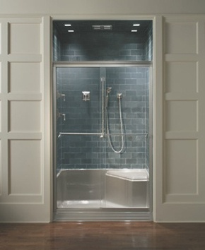 Universal bathroom design aging in place choices pinterest - Universal bathroom design ...