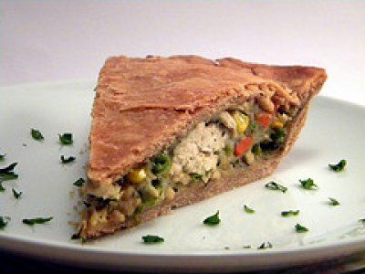 Deep Dish Chicken Pot Pie | Chicken Turkey ... you know, Poultry | Pi ...
