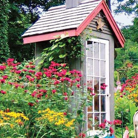 Resca jardin garden shed for Cabane jardin kit