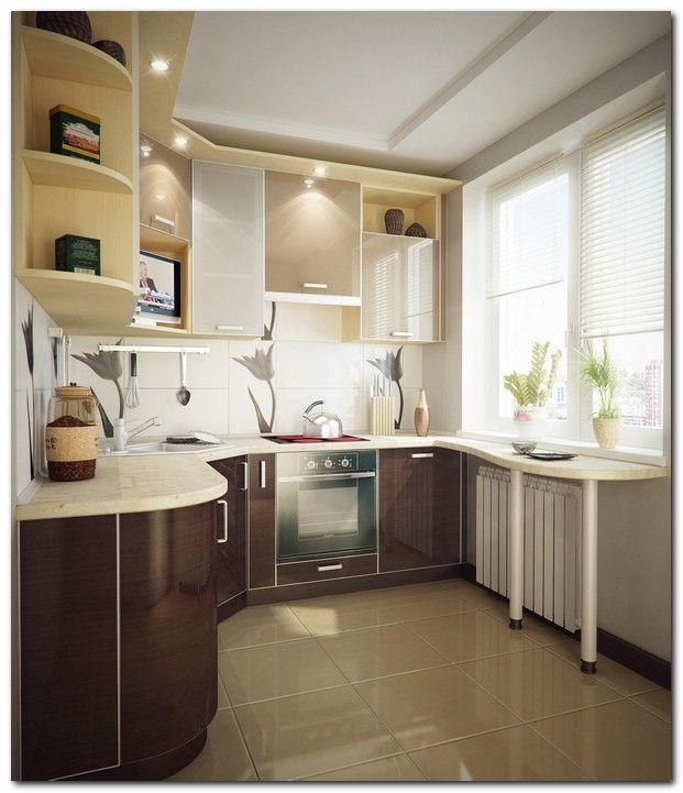 Дизайн кухни угловая 9 кв метров в современном стиле