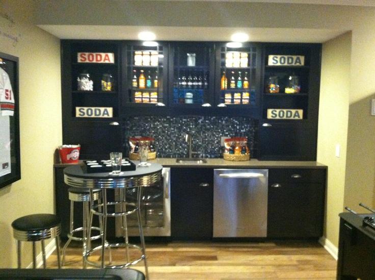 cool basement bar ems pinterest