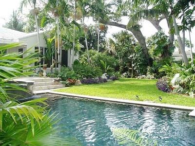 Tropical Backyard Oasis Homestead Pinterest