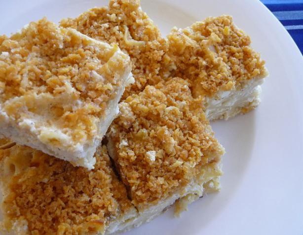 Sweet Lokshen (Noodle) Kugel | Recipe
