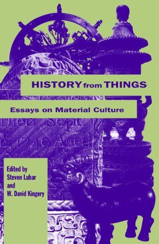 american artifacts essays in material culture
