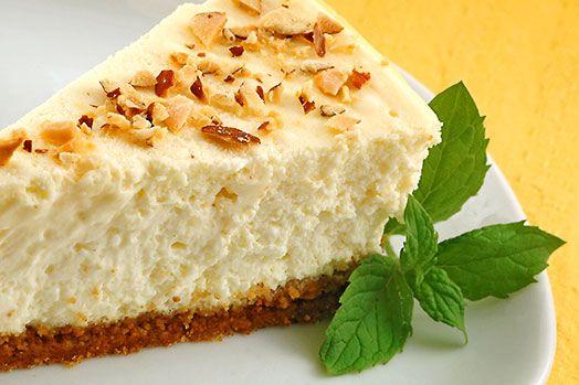 Amaretto Cheesecake Hazelnut Macaroon Crust: 1 cup 3 2 tsp 2 cup 1/2 ...