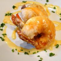 Grand Marnier Shrimp by dianne | yummy things to eat | Pinterest