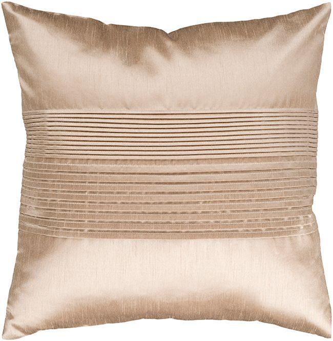 Decorative Pillow Texture : Gold Textured Pillow