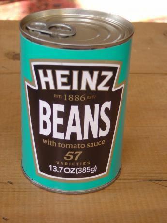 Beans on toast british