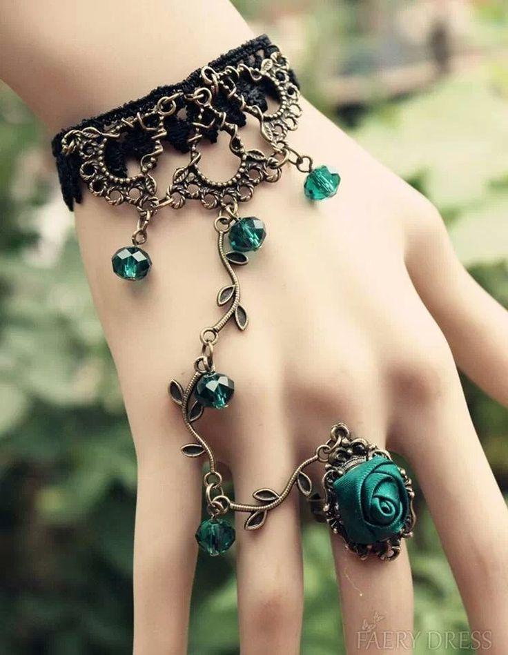 Beautiful hand jewelry | Bracelets | Pinterest