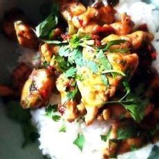 10 Minute Szechuan Chicken | Chicken recipes | Pinterest