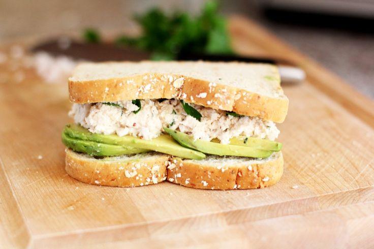 Tarragon and Shallot Tuna Salad | Food/Recipes | Pinterest