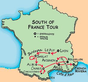 Southern france google search take me away to france for Travel south of france