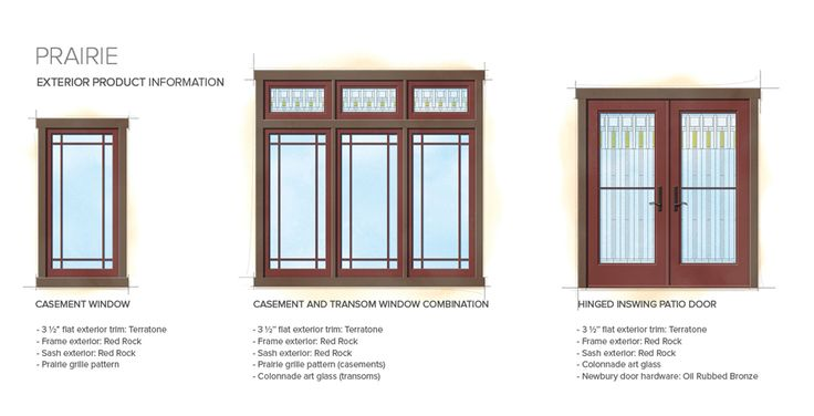 Pin by kate benson on builder pinterest for Exterior window styles