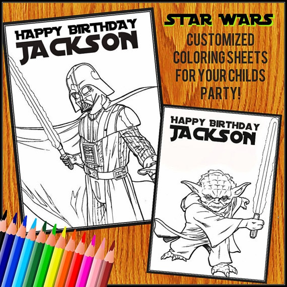 personalized happy birthday coloring pages - pin by stacy burke on ra 2014 2015 pinterest