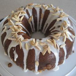 White Chocolate Amaretto Cake Recipe — Dishmaps