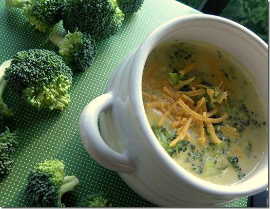 Vegan Broccoli Cheese Soup | Plant-Based - Soup, Stew, Chili, Etc | P ...